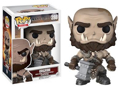 TOYS : JUGUETES - FUNKO POP   Warcraft - Orgrim | Figura - Muñeco  Película Warcraft El Origen 2016  A partir de 14 años  Comprar en Amazon España & buy Amazon USA