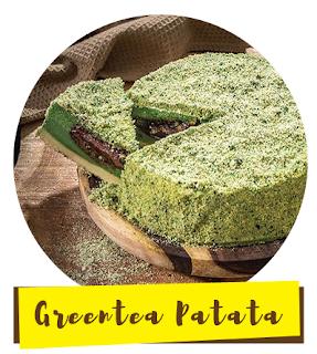 Greentea Patata