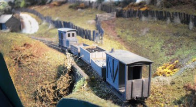 Tal coed 009 scale model railway