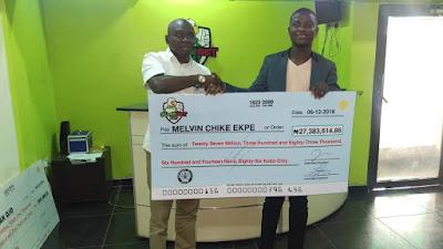 Image result for Melvin Chike Ekpe