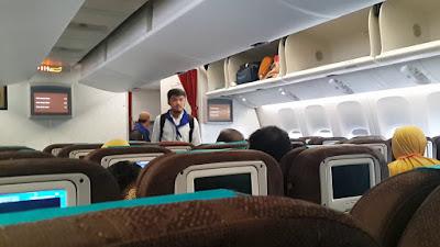Promo tiket pesawat lebaran idul fitri 2019