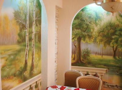 Фреска на кухне Волгограда - Алексей Захаров