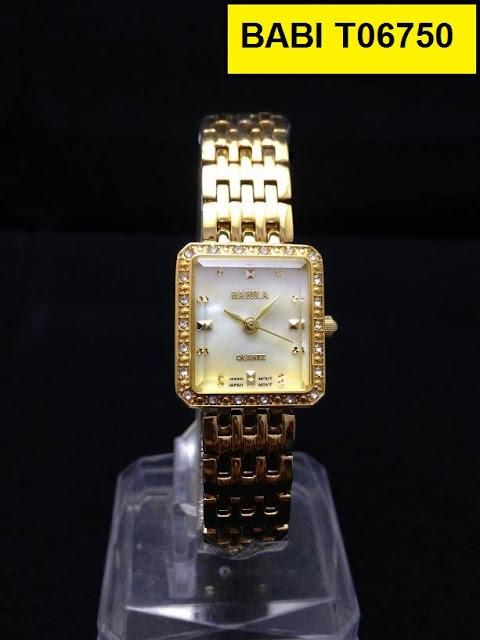 đồng hồ nữ babila