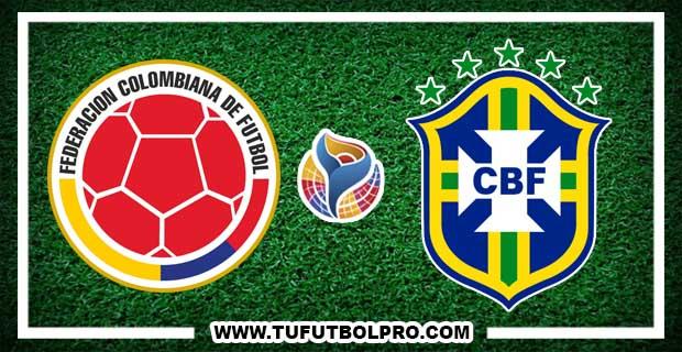 Ver Colombia vs Brasil EN VIVO Por Internet Hoy 11 de Febrero 2017
