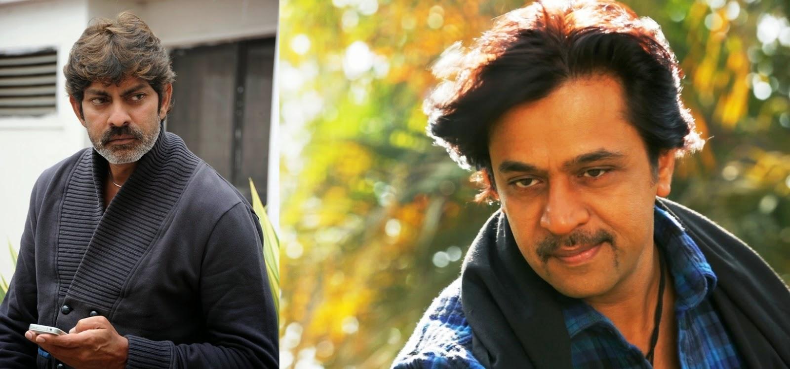 Arjun -Jagapathi Babu Exclusive Interview -