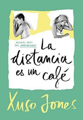 COFFEE LOVE #3 La distancia es un café Xuso Jones  (Montena - 23 Marzo 2017) PORTADA LIBRO