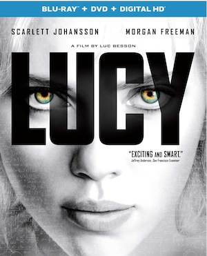 Blu-ray Review - Lucy