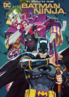 Batman Ninja - BDRip Dual Áudio