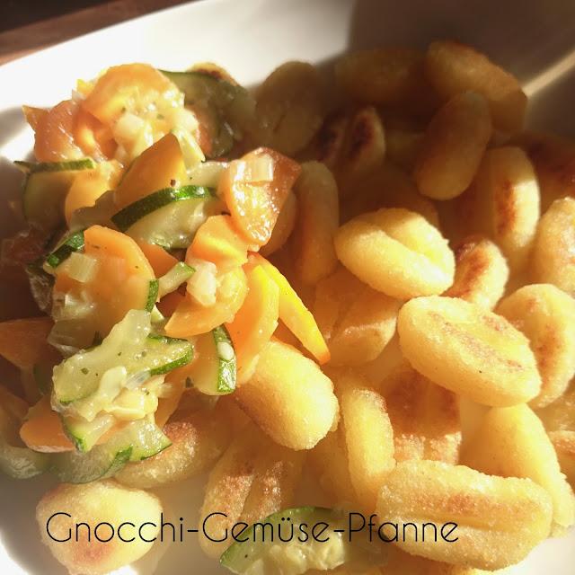 [Food] Gnocchi-Gemüse-Pfanne