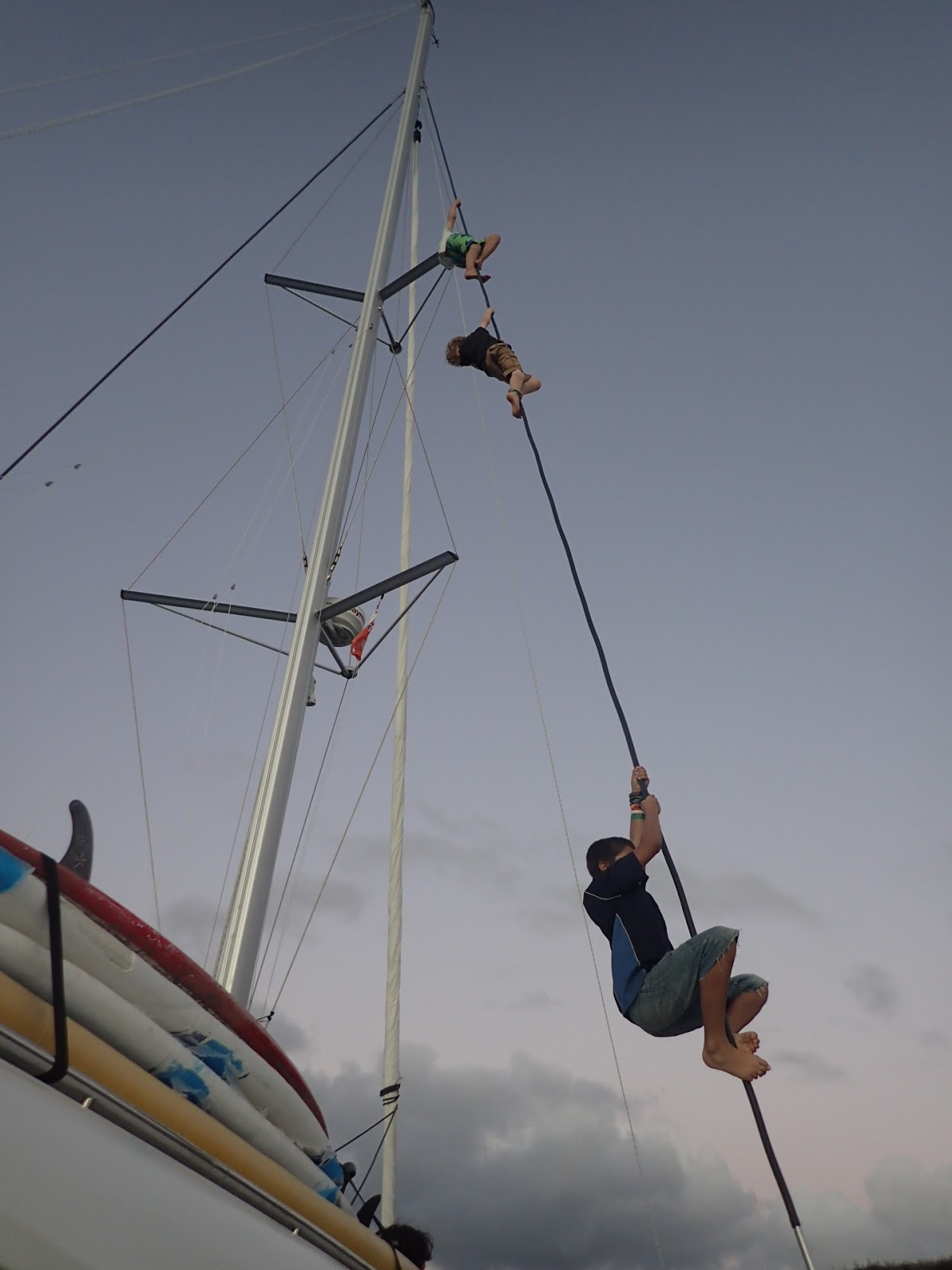 Photo spinnaker swinging-5981