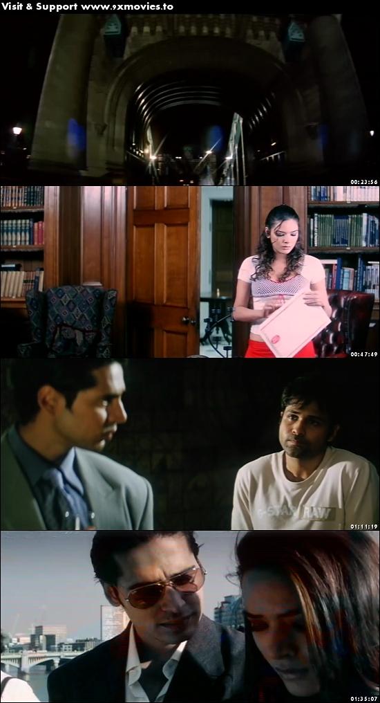 Aksar 2006 Hindi 720p DVDRip 850mb