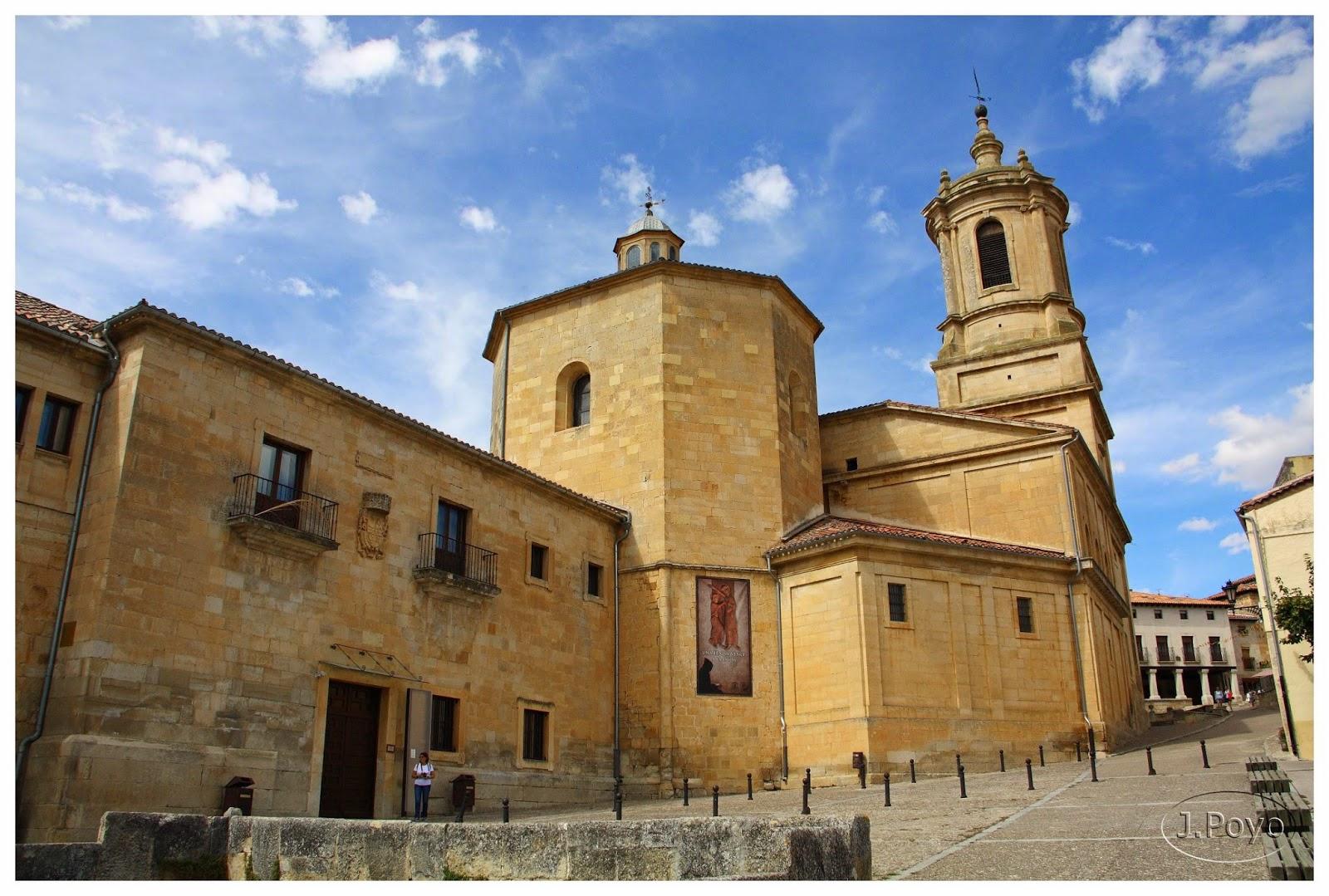 Sto Domingo de Silos y el desfiladero de La Yecla