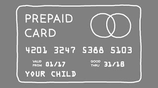 Prepaid Card For Your Child