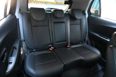 Interior Kabin Chevrolet Trax