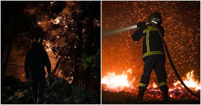 Νεκρός πυροσβέστης στις Σέρρες: Αδιανόητη τραγωδία την ώρα του καθήκοντος