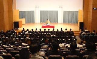 三遊亭楽春講演会 「笑いの効果に学ぶメンタルヘルス、職場の活性化」
