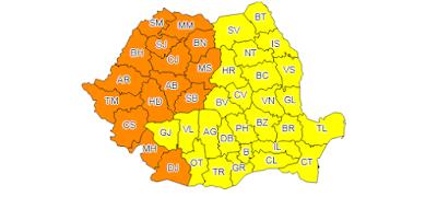 hőhullám, kánikula, időjárás, augusztus, Románia, ANM,