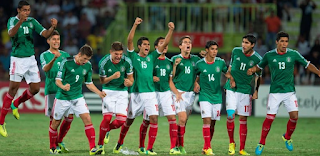 Mexico U17 players list of Fifa 2017