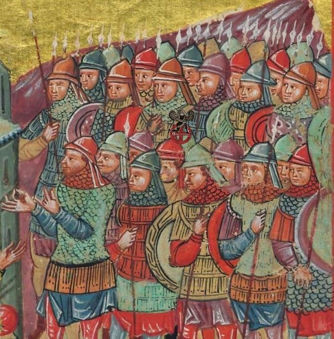 Βεράτι: Το Βυζάντιο συντρίβει τους υπερφίαλους Γάλλος… Στρατηγός στο κλουβί.