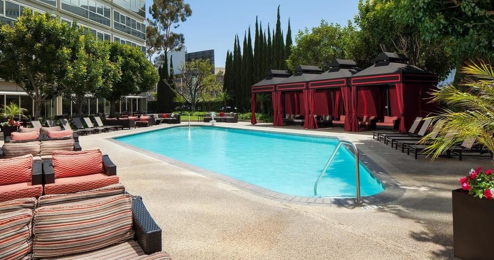 Sheraton Gateway Los Angeles Hotel | Travel Deals 2019 ...