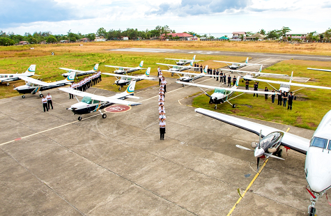 Program Pelatihan Pilot All Asia Aviation Academy