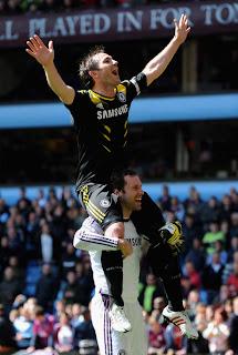 Terkini Lampard Simbol Kejayaan Chelsea