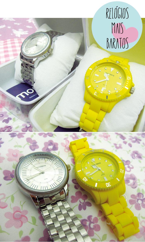 3b5d2535ac2 achaditos online  Relógios baratos - Ricota Não Derrete