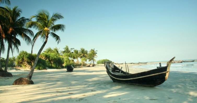 Saint Martin Island: Natural Beauty Of Coral Island!