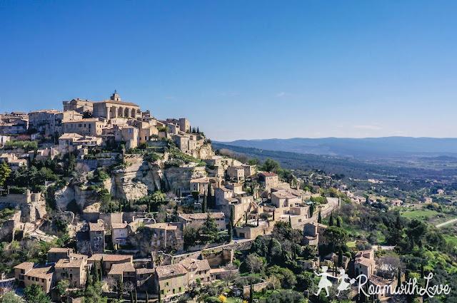 Honeymoon, france, review, ทริป, ฝรั่งเศส, รีวิว, ฮันนีมูน, โพรวองซ์, Provence,Gordes