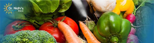 Vegetables to eat during hyperthyroidism