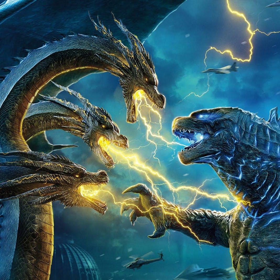 Godzilla : ハリウッド版「ゴジラ」シリーズの第2弾「キング・オブ・ザ・モンスターズ」が、キング・ギドラを倒すために、人類が怪獣王を頼りにする展開と迫力の巨大モンスター・バトルの見せ場を盛り込んだ最終版の予告編と新しい中華ポスター ! !