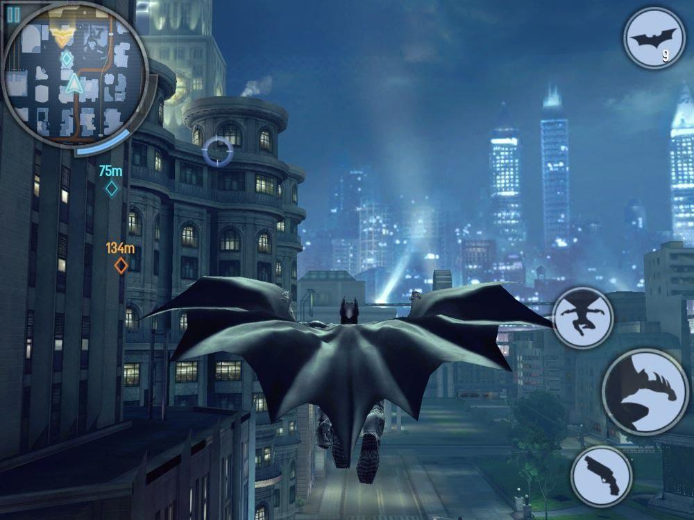 The Dark Knight Game Online