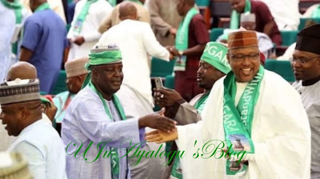 Reps Threaten To Boycott Buhari's 2019 Budget Presentation