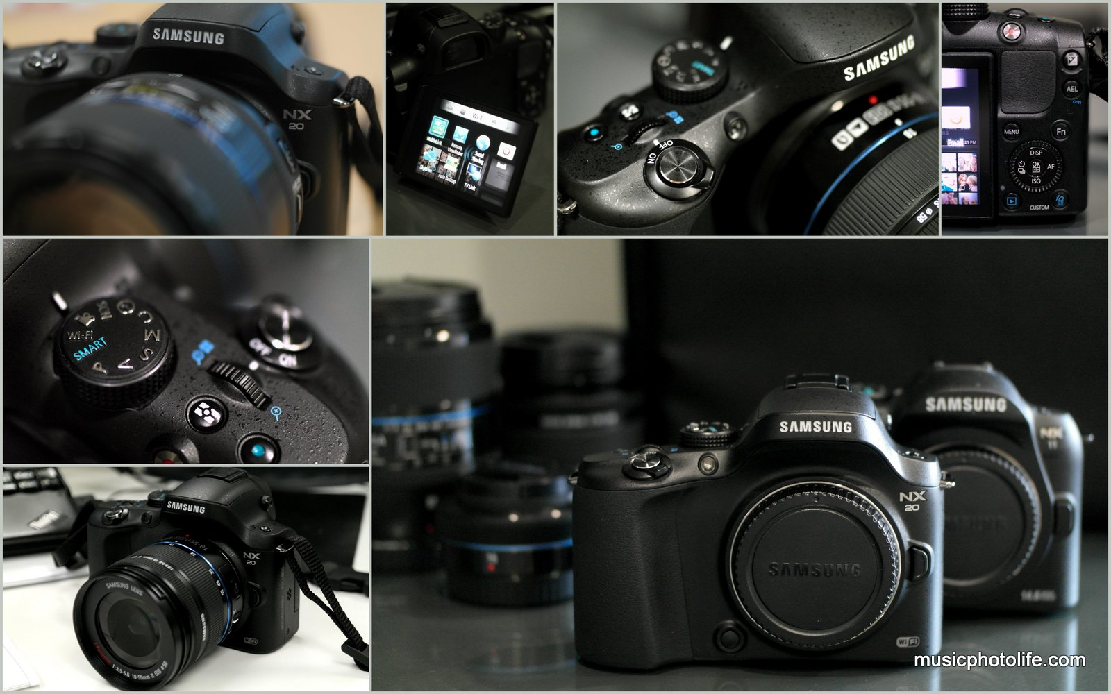 Samsung NX20: Quick Review