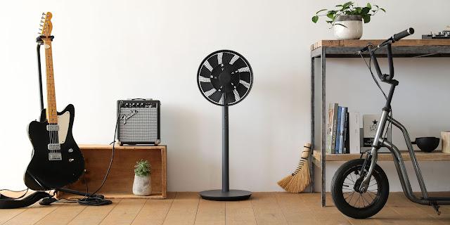 Leise und energiesparend: Der Ventilator von GreenFan