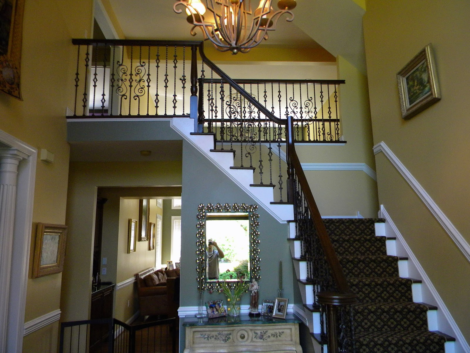 Replace Stairs Handrails Iron Balusters Blue Bell PA