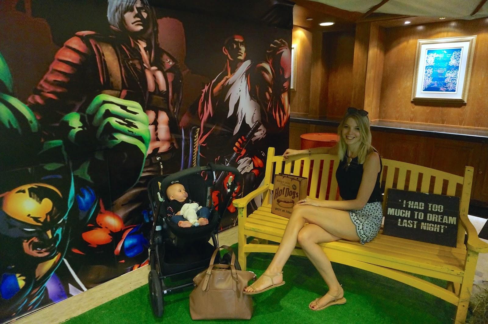 Doha's Best Child-Friendly Brunch: Superhero Picnic at The Lagoon, Ritz Carlton