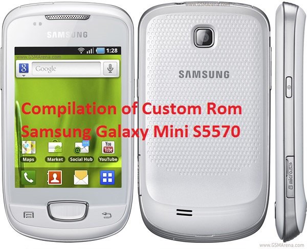 GALAXY MINI APPLICATION GT-S5570 TÉLÉCHARGER SAMSUNG