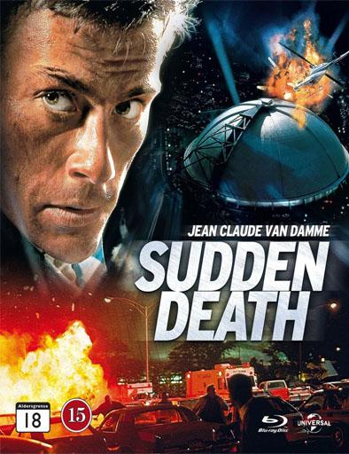 Ver Muerte súbita (Sudden Death) (1995) Online