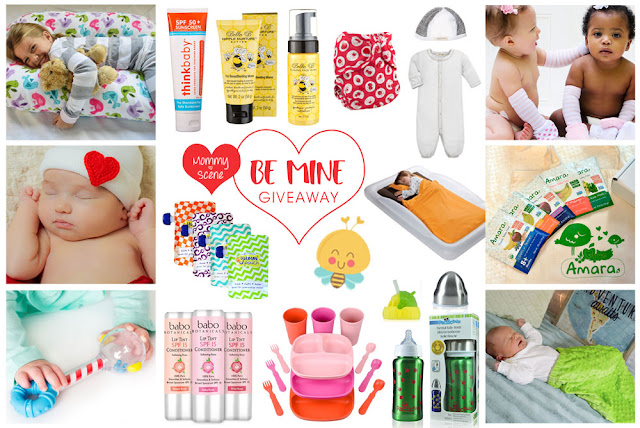 Nanny To Mommy Be Mine Giveaway Ends 2 24