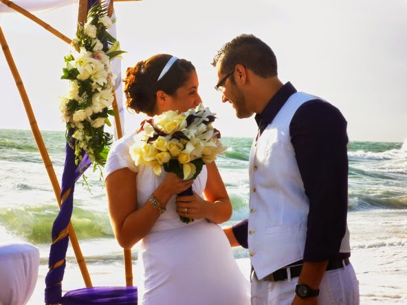 DreamARK Events Blog: Beach Wedding Ceremony South Florida