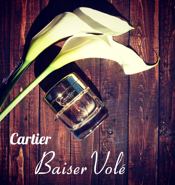 Cartier Baiser Volé fragrance review: a story of love and lilies