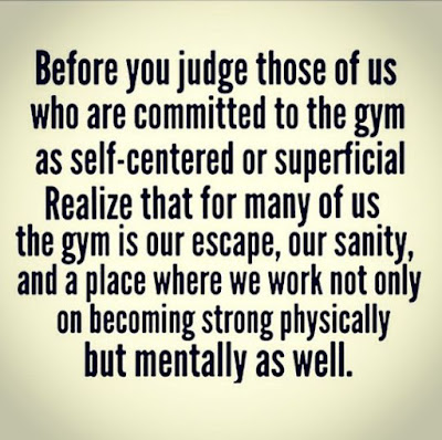 Fitness Quotes For The Gym