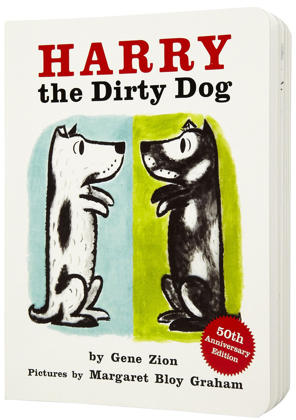 harry the dirty dog coloring page.html