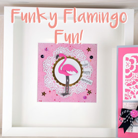 Funky Flamingo Fun