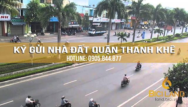 Bán nhà mặt tiền quận Thanh Khê