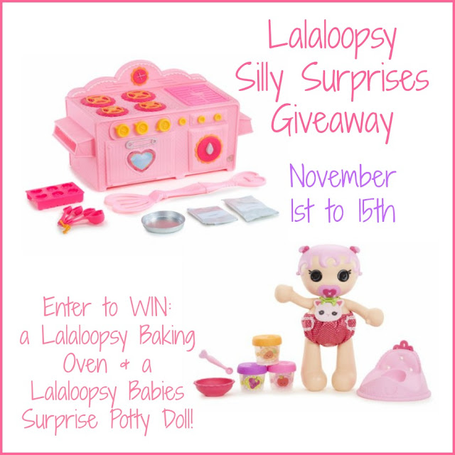 Nanny To Mommy Lalaloopsy Super Silly Surprises Giveaway