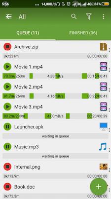 Pada artikel kali ini saya akan membahas mengenai  Sayang Kouta, 15 Aplikasi Download Lagu MP3 Terbaik di Android 2019