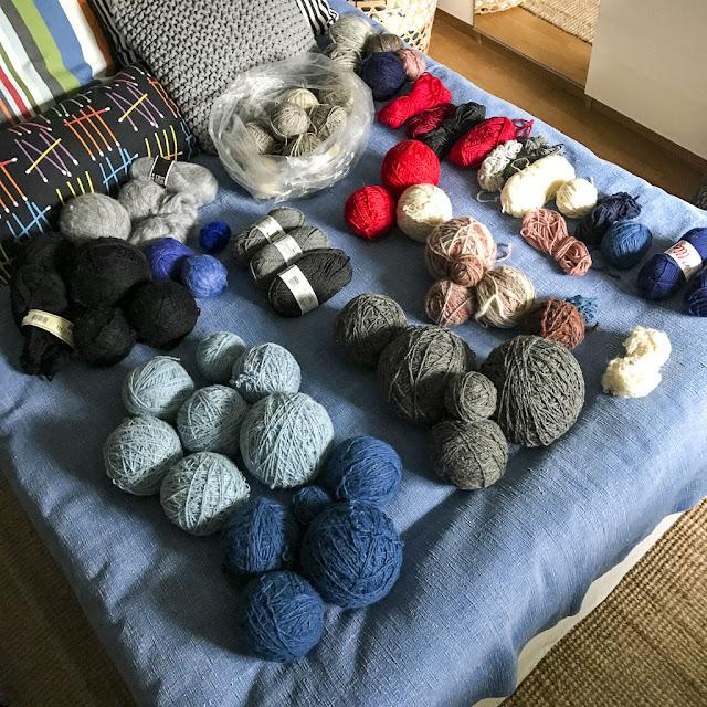 ull, garn, yarn