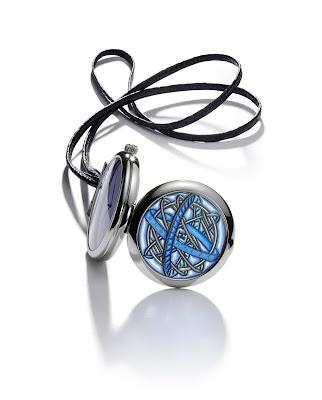 Hermès Arceau Astrolabe Pocket Watch